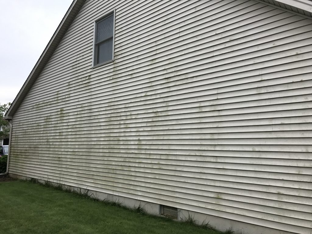 anderson pressure washing house washing sylvania Ohio