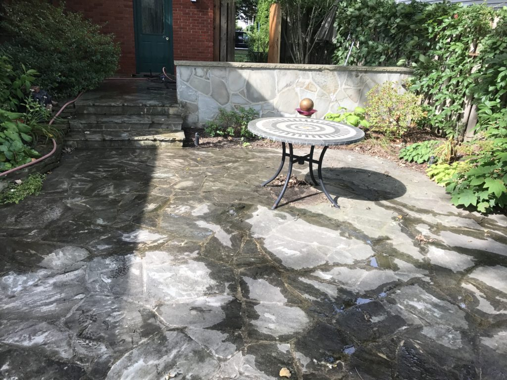 anderson pressure washing patio cleaning bowling green Ohio
